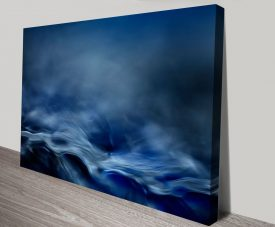 Blue Fantasy Norway Artworks | Canvas Prints Online