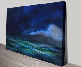 The Island canvas prints