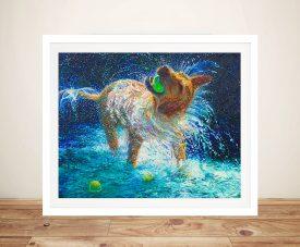 The Juggler Iris Scott Framed Wall Art