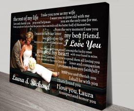 Wedding & Valentines Gift Ideas