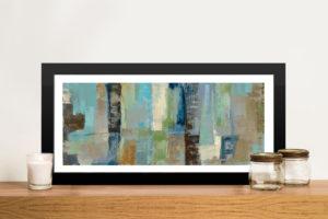 Skylights Silvia Vassileva Abstract Print Canvas Picture