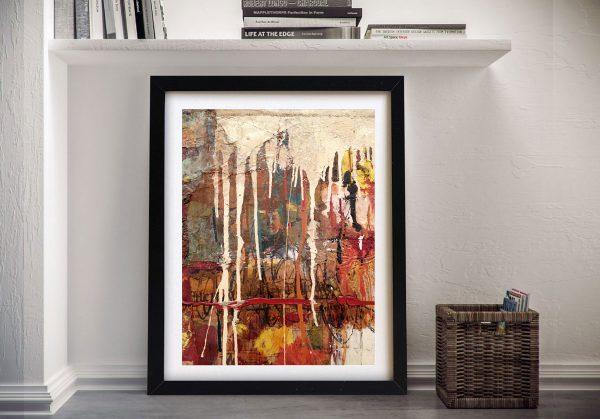 Robert Rauschenberg Framed Wall Art Print