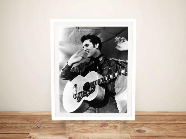 Buy Elvis Presley Wall Art Music Memorabilia