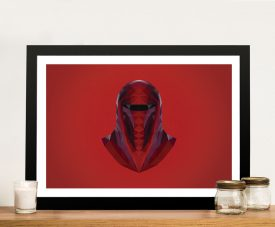 Imperial Guard Helmet Wall Art Print