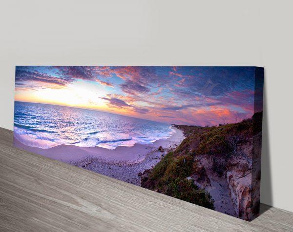 Jindalee Sunset Australian Landscape Panorama Wall Art