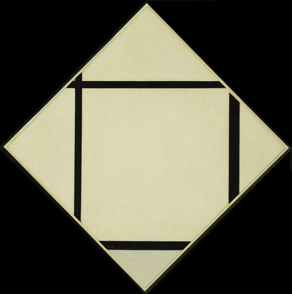 Piet Mondrian Canvas Art picture Print Australia