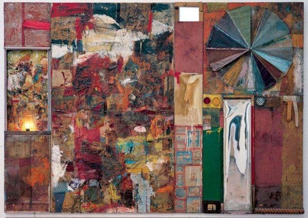 Robert Rauschenberg Charlene Canvas Art Prints Sydney