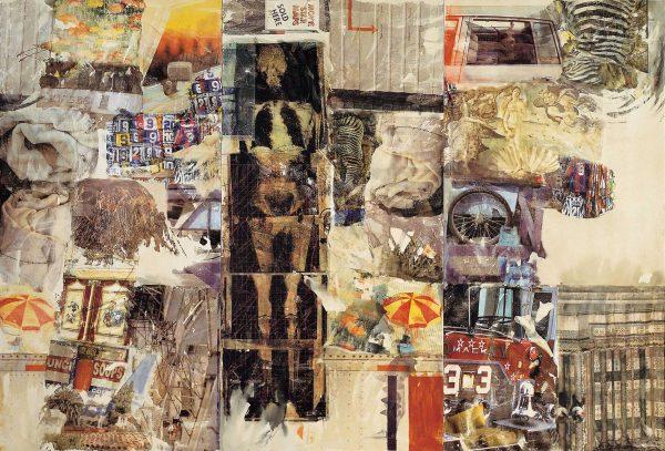 Mirthday Man Robert Rauschenberg Art Print & Wall Picture Posters Online Australia