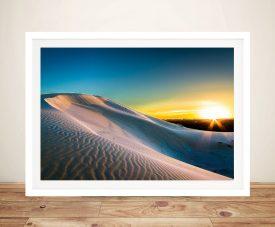 Australian Landscape Picture Framed Prints
