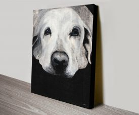 Sparta The Labrador by Patsy Ducklow Wall Art GIfts