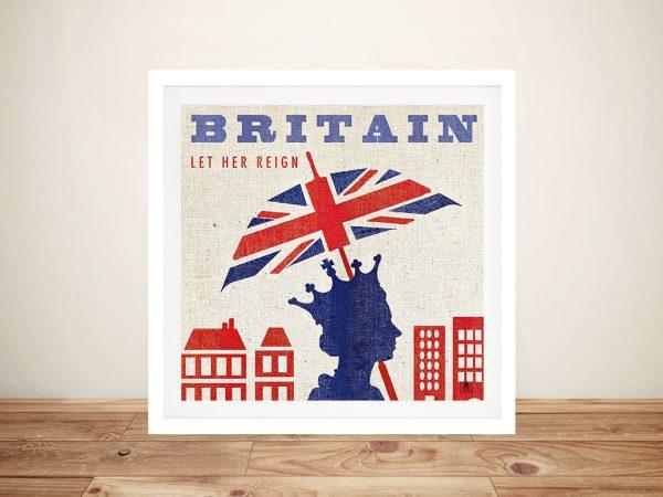 Britain - Studio Mousseau Cheap Online Prints