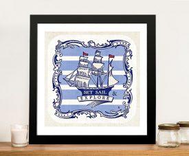 On The Coast - Set Sail Great Gift Ideas