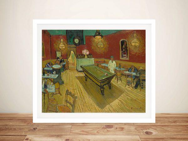 Le Café De Nuit - Van Gogh Best Canvas Prints