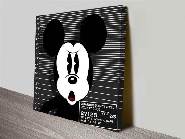 Naughty Mickey