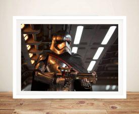 Captain Phasma - On My Command Pop Art