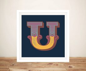 Carnival Letter U Great Gift Ideas