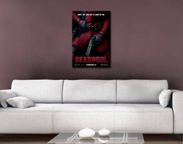 Buy Affordable Marvel Poster Print Online