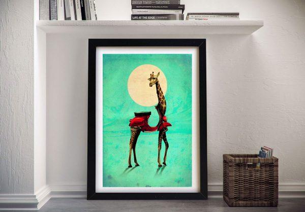 Ali Gulec - Giraffe Wall Prints