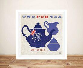 Two For Tea - Studio Mousseau Gift Ideas