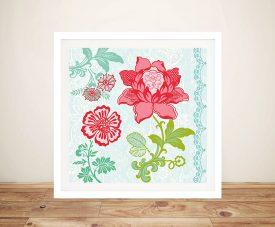 Garden Play ll Canvas Prints Online