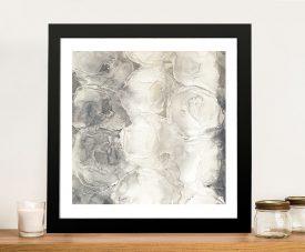 Grey Circles - Chris Paschke Wall Art