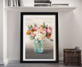 French Cottage Bouquet ll - Danhui Nai Wall Art