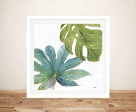 Tropical Blush Vll - Lisa Audit Wall Prints