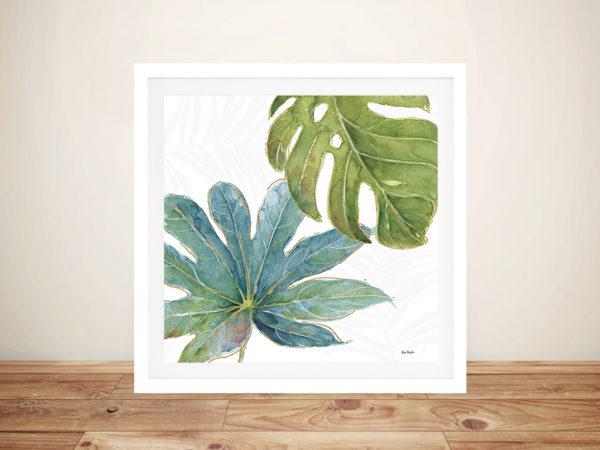 Tropical Blush Vll - Lisa Audit Wall Prints