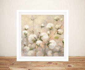 Cotton Field - Julia Purinton Wall Prints