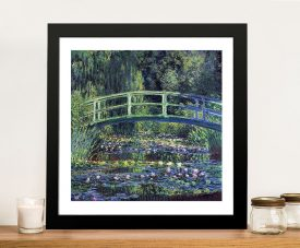 Water Lilly Pond - Claude Monet Great Gift Ideas