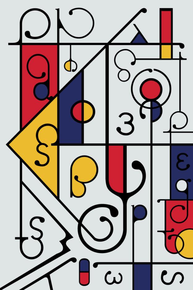 Eye Catching Mondrian Futuracha Fusion