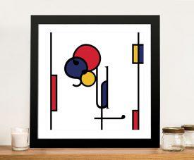 Futuracha - Soul Mondrian Typography Great Gifts