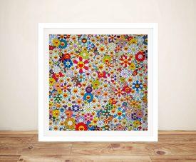 Oeuvres Principales - Takashi Murakami Wall Art