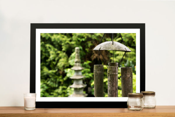 Wind Chimes Photos To Canvas