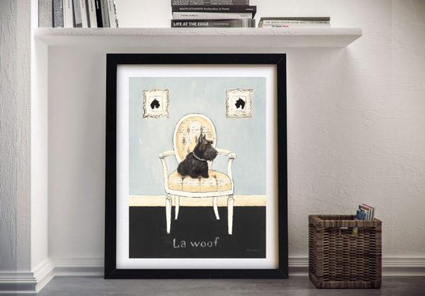 La Woof - Emily Adams Wall Prints