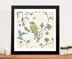 Birds Gem lV - Emily Adams Discount Wall Art