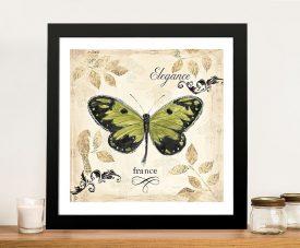 Natures Gem lV - Emily Adams Canvas Art