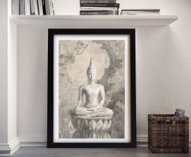 Buddha Neutral Danhui Nai Framed Wall Art