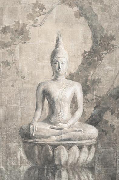 Buddha Neutral Danhui Nai Canvas Painting Art