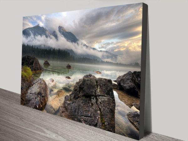 The Rocks Buy Stunning Scenery Canvas Prints