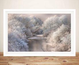 Winter Song - Sebestyen Bela Order Canvas Prints Online