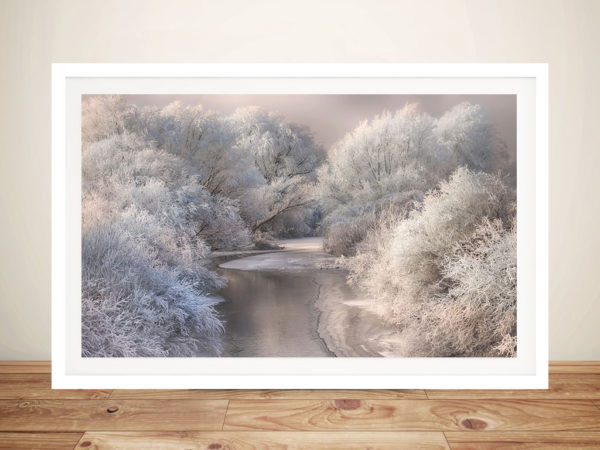 Winter Song - Sebestyen Bela Order Canvas Prints Online