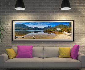 Buy Dove Lake Cradle Mountain Panoramic Art