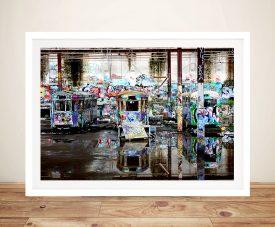 Three Sentinels - Steve Mclaren Photos To Canvas