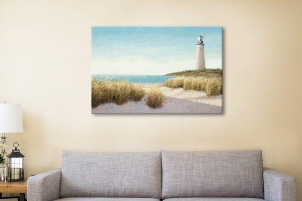 James Wiens Seaside Scenery Painting Prints For Sale