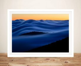 Dreamscape - Ian Plant Print On Canvas