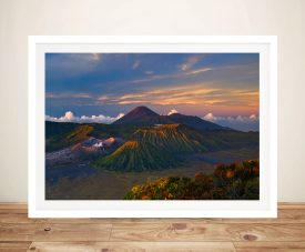 Volcano Dawn - Karsten Wrobel Photos To Canvas Online