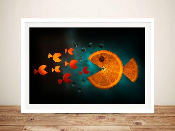 Orange Fish - Aida Ianeva Great Gift Ideas