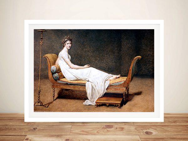 Madame Récamier Wall Art Online