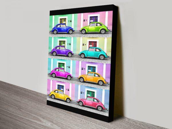 Beetle Cars Cheap Philippe Hugonnard Art
